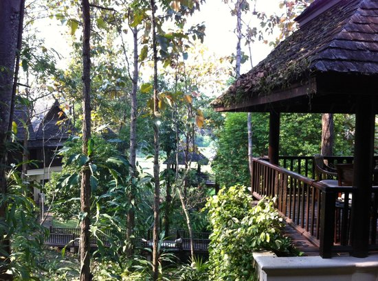 Four Seasons Resort Chiang Mai: Garden view sala