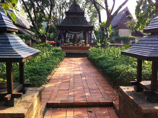 Four Seasons Resort Chiang Mai: Beauty