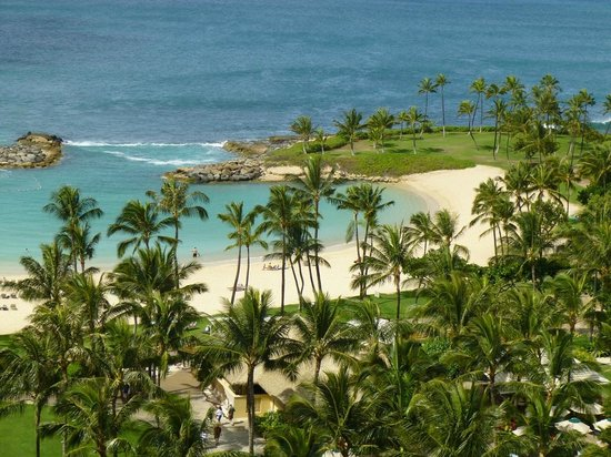 Marriott's Ko Olina Beach Club: Lagoon #2