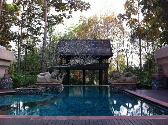 Four Seasons Resort Chiang Mai : Residence pool