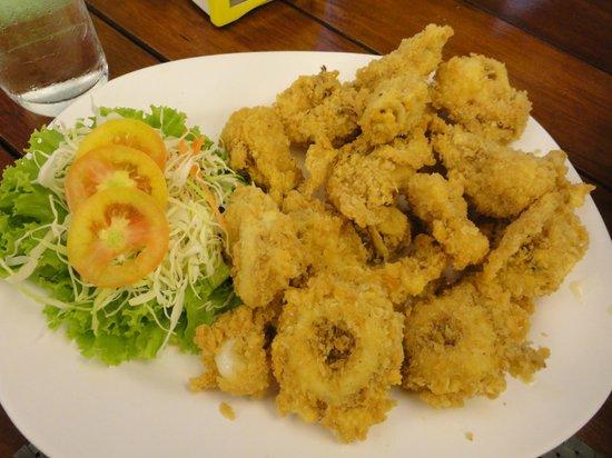 Pratunam Seafood:                   480 baht