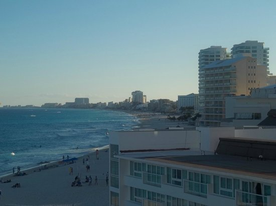 Krystal Cancun:                   view