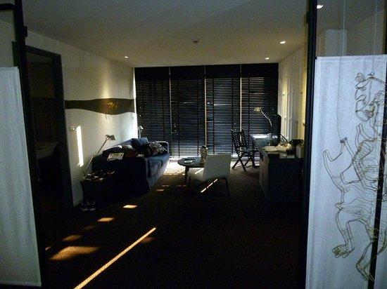 Tenface Bangkok:                                     Living area