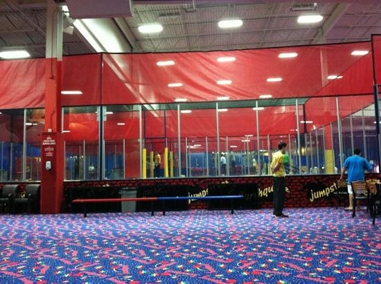 Jumpstreet Indoor Trampoline Park: jump street Lakewood