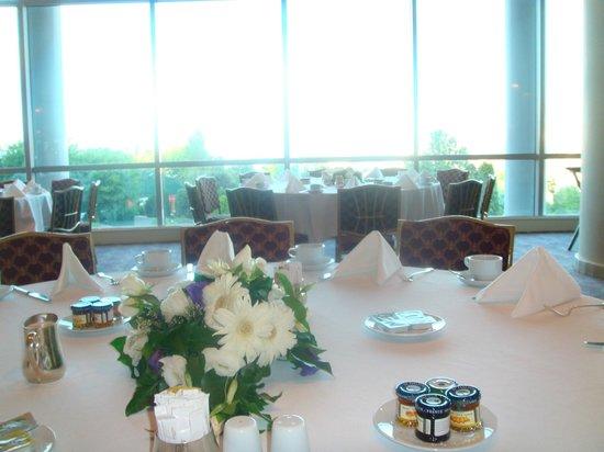 Conrad Istanbul Bosphorus: dining hall