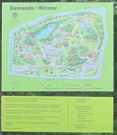 Jardin Botanico de Medellin:                   Overzicht