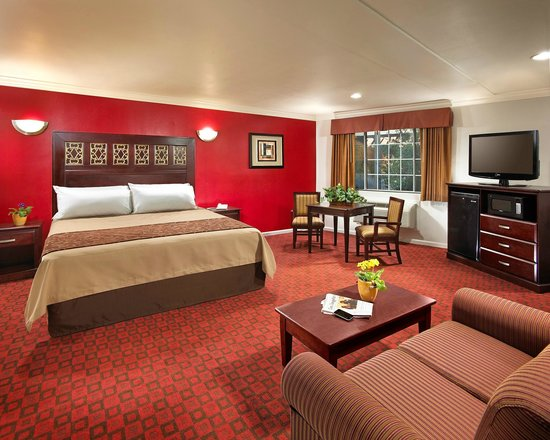 Studio Inn And Suites: King Suite NS