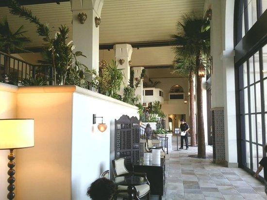 The Westin Lake Las Vegas Resort & Spa:                                                                         Lobby