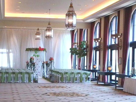The Westin Lake Las Vegas Resort & Spa:                                                                         Hall