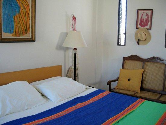 Casa Ana B & B:                   Buganbilia room