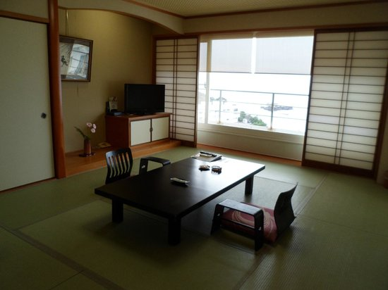 Japanese Style Room With A Sea View Picture Of Shirahama Key Terrace Hotel Seamore Shirahama Cho Tripadvisor