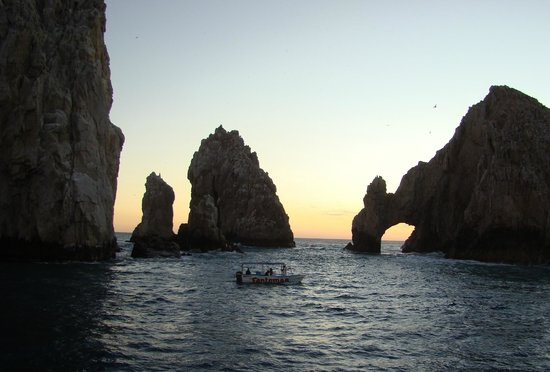 Cabo Villas Beach Resort: Arch