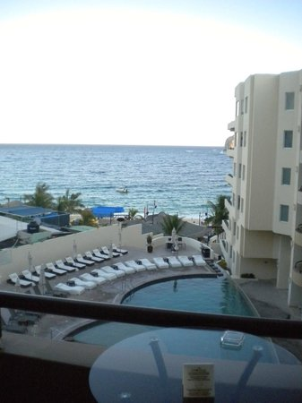 Cabo Villas Beach Resort: View from Room