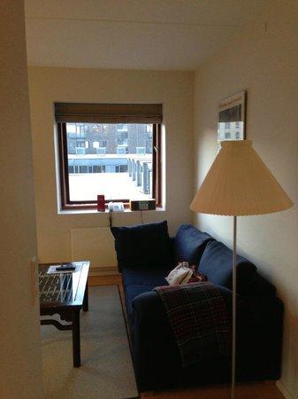 Charlottehaven:                   Living Room