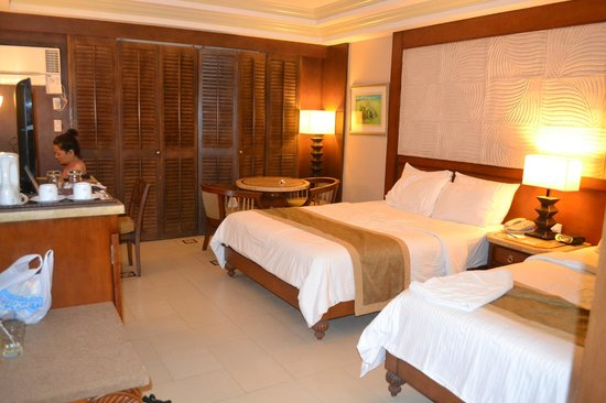 Henann Regency Resort & Spa: Premiere Room