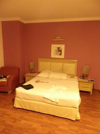 D-Villa Residence Hotel: Bedroom