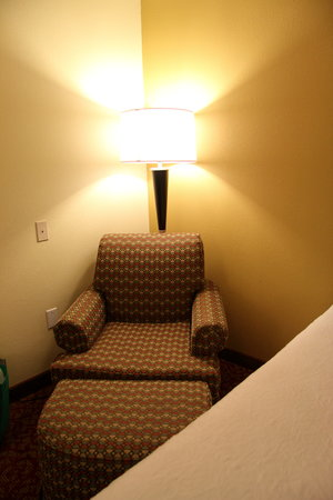 Hampton Inn Newport News-Yorktown: Comfy Chair