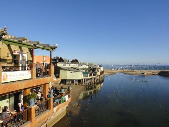 Capitola Beach :                   Рестораны