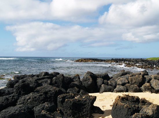 Kiahuna Plantation Resort:                   Castle Kiahuna Beach