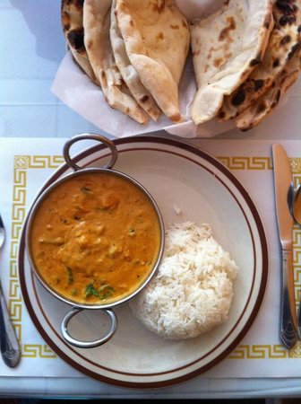Priya Indian Cuisine:                                     vegetable misala