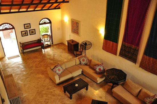 Galle Heritage Villa by Jetwing: main room
