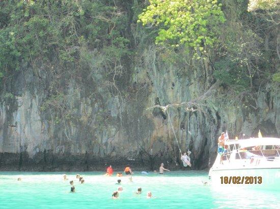Aloha Ocean Adventures:                   Phi Phi