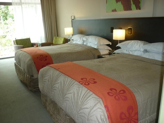 Scenic Hotel Bay of Islands: Comfy beds