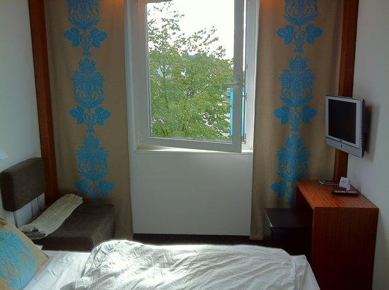 Premiere Classe Berlin - Dreilinden : view of the window