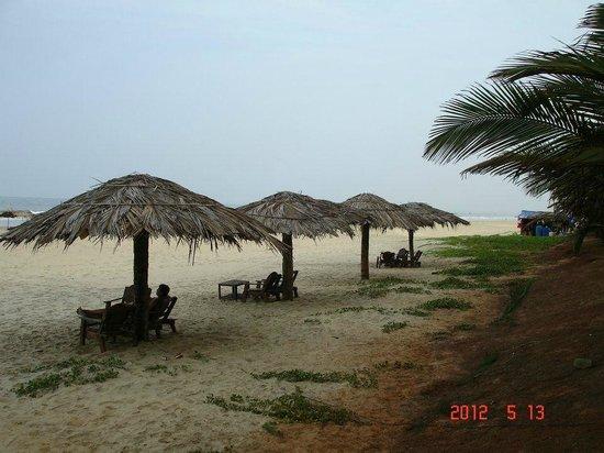 Varca Palms Beach Resort Area