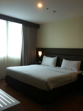 The BCC Hotel & Residence:                   Bedroom