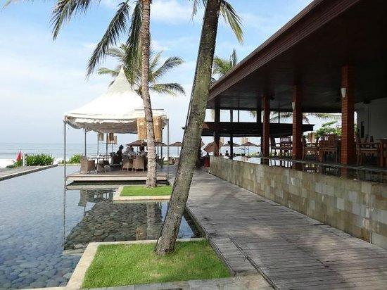 The Samaya Bali Seminyak:                   Dining area