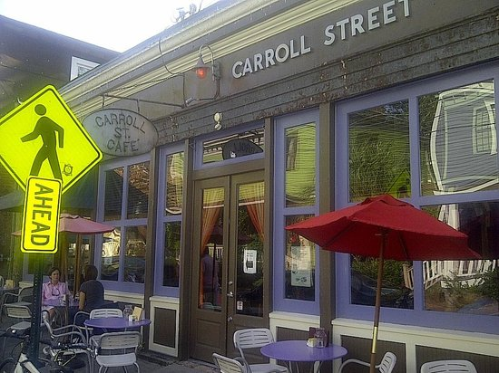 Carroll Street Cafe: The cafe