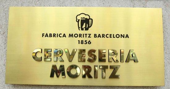 Fàbrica Moritz Barcelona:                   Beer Micro Brewery