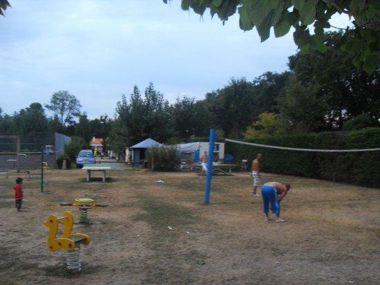 Camping Le Bois Joli - Le camping Picture of Camping Le Bois Joli, Bois de Cene TripAdvisor