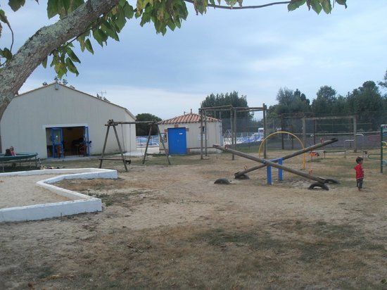 Le camping  Picture of Camping Le Bois Joli, BoisdeCene  ~ Camping Le Bois Joli