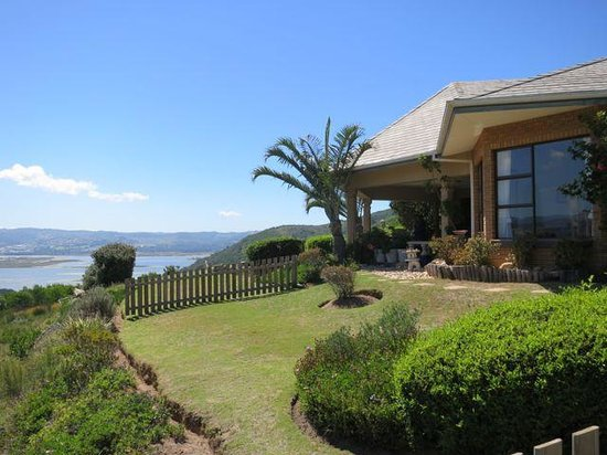 Brenton Hill Self Catering:                   Main lodge