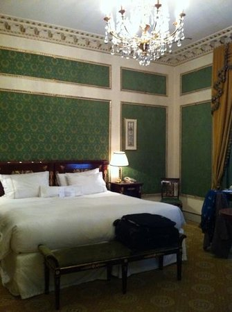 The Westin Excelsior, Rome: Chamber