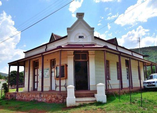 Vredefort Dome Information Centre