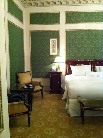 The Westin Excelsior, Rome: room