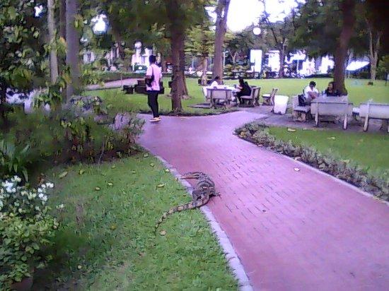 Saranrom Park