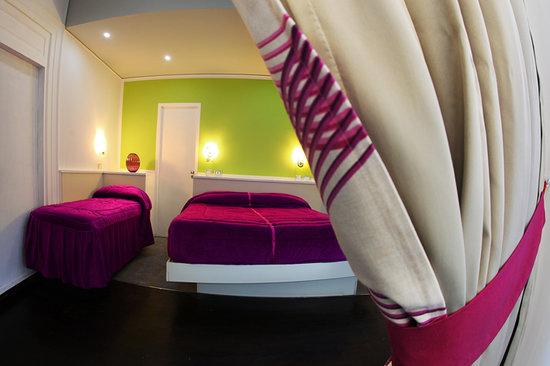The Fresh Glamour Accommodation: camera tripla