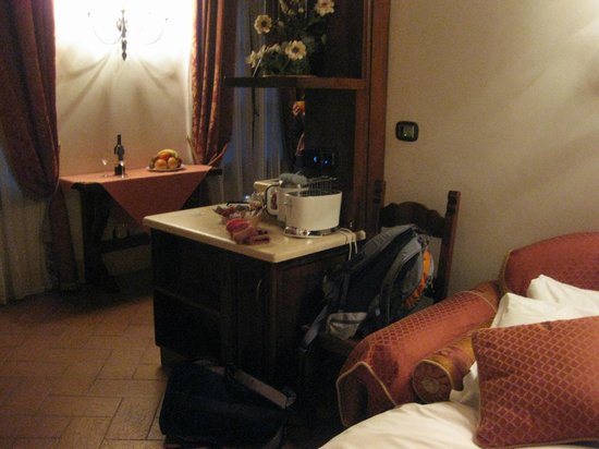 First of Florence Residence Apart'Hotel :                   部屋