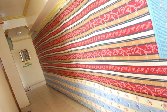Palanca Guest House:                                     Hallway