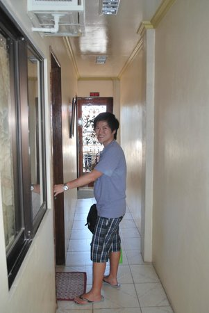 Palanca Guest House:                                     Our last day. T-T