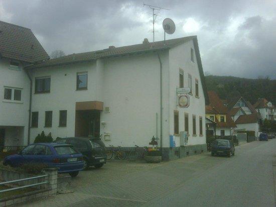 Grüner Baum, Laudenbach