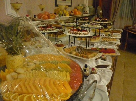 Gloria Inn Najran:                   Plenty of great food