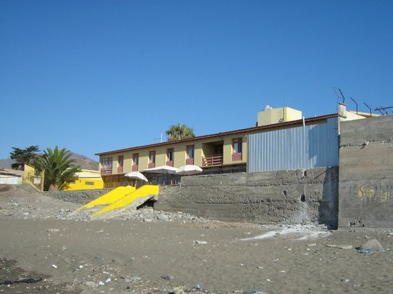 Taltal, Chile:                   Hotel
