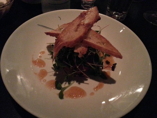 Seapoint : Smoked Salmon Parcels