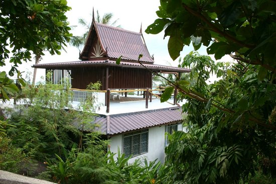 Seaview Paradise Resort Hotel:                   the mountain villa