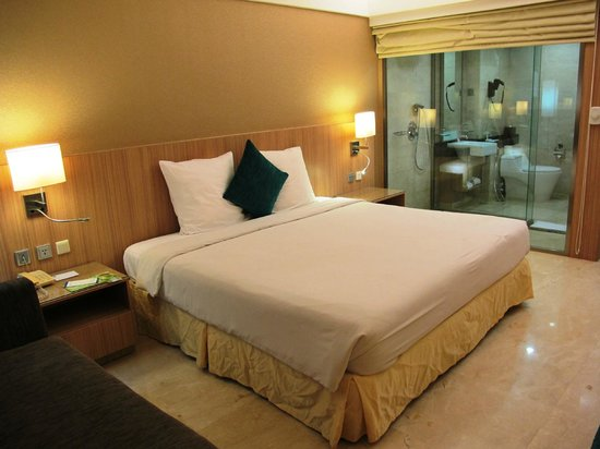 Novotel Surabaya Hotel and Suites:                   superior room